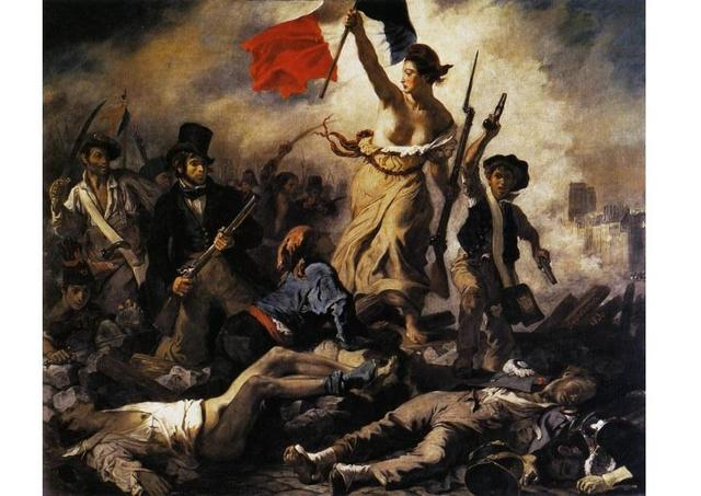 estallido de la revolucion francesa