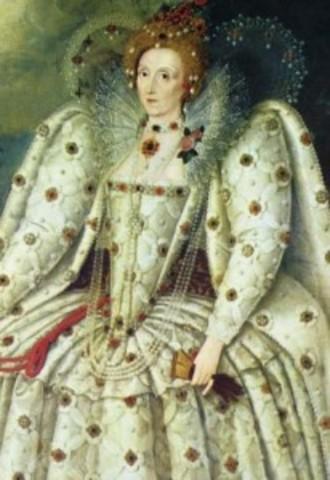 Elizabeth I succeeds the throne of England.