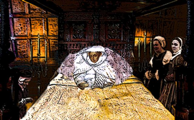 Elizabeth I dies.