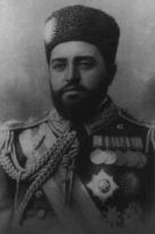 Amir of Afghanistan
