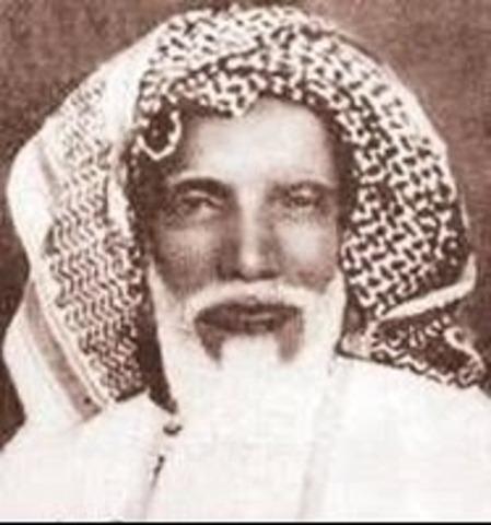 Abdurrahman is succeeded