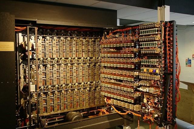 Alan Turing creó la SSEM