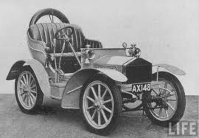 Automoviles Edad moderna