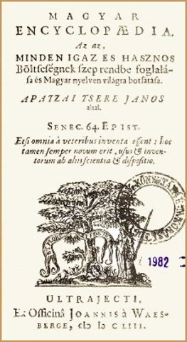 Magyar Encyclopaedia
