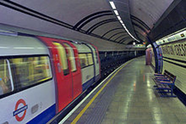 First Electric London Underground Railway