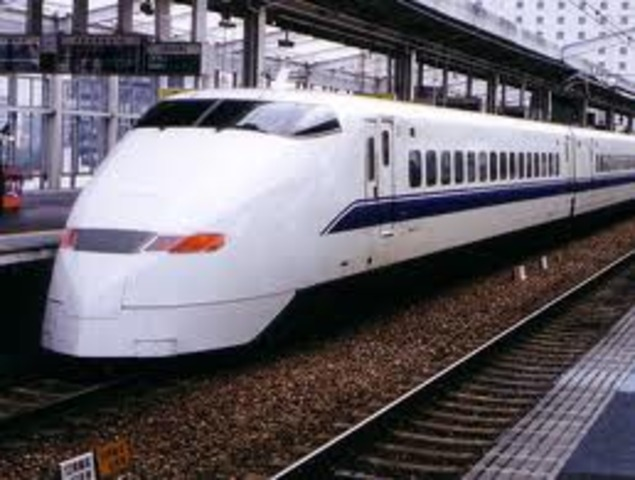 Bullet Train Service Introduced In Japan