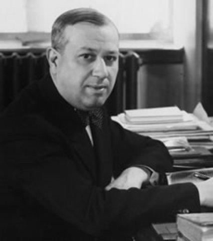 1941 Henry E. Sigerist