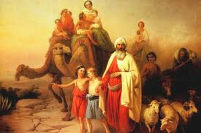 Pueblo Hebreo 1500 a.c