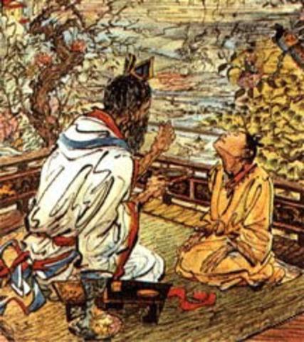 China 626 a.c