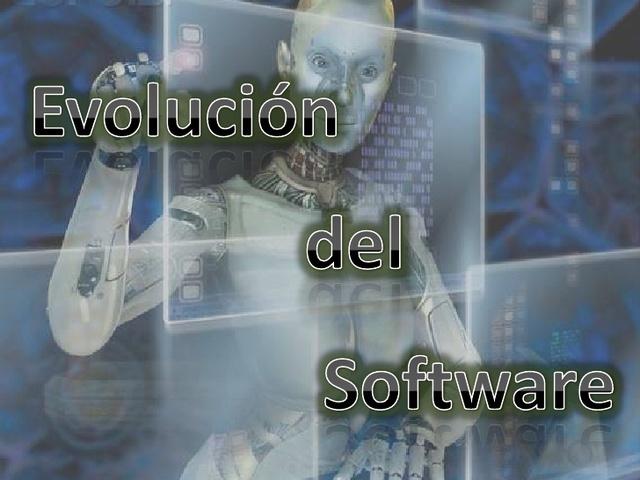 Primero evolución del software