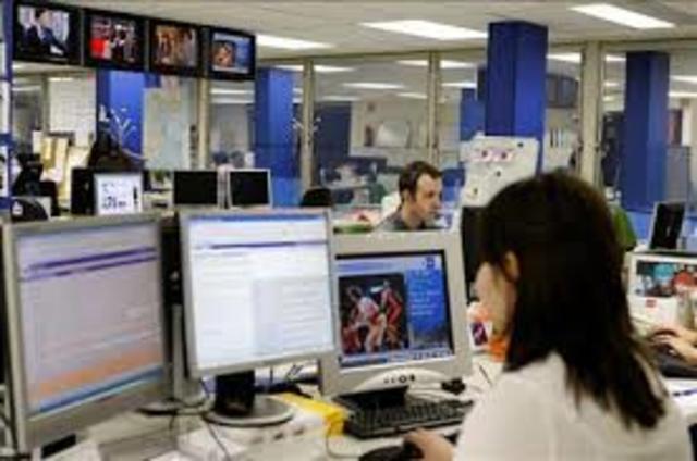 Primera agencia de noticias