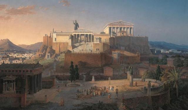 Упадок Греции (31 год до н.э.)