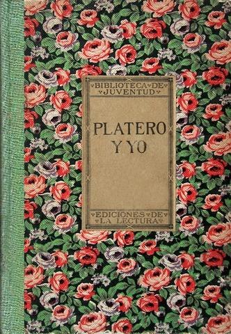 """Platero y yo"""