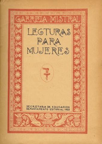 """""""Lectura para mujeres"""""""