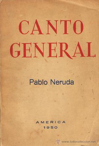 """""""Canto General"""""""