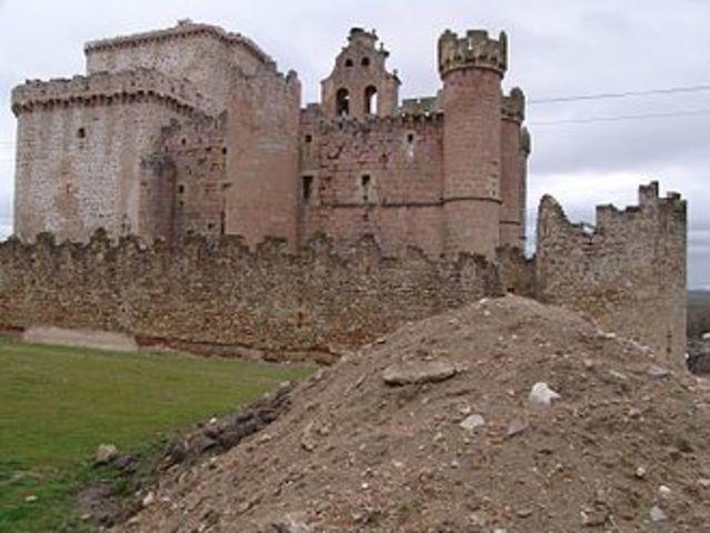 Primeros castillos