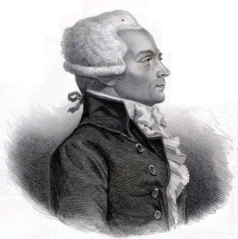 Robespierre fue ajusticiado