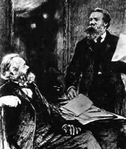 Marxs y Engels publican el Manifiesto comunista