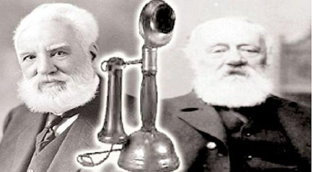 Bell realiza la primera conversacion telefonica