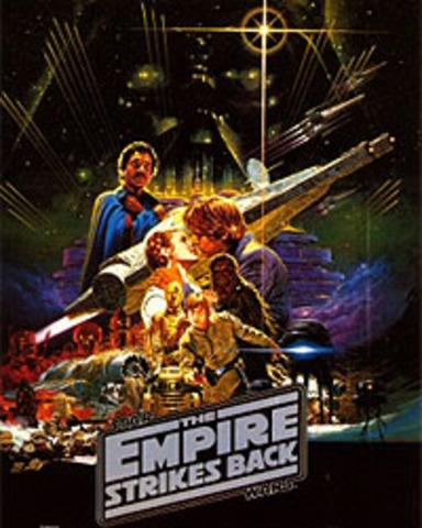 Episode V: The Empire Strikes Back released in theatres