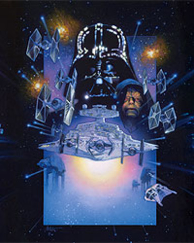 The Empire Strikes Back: Special Edition released in theatres