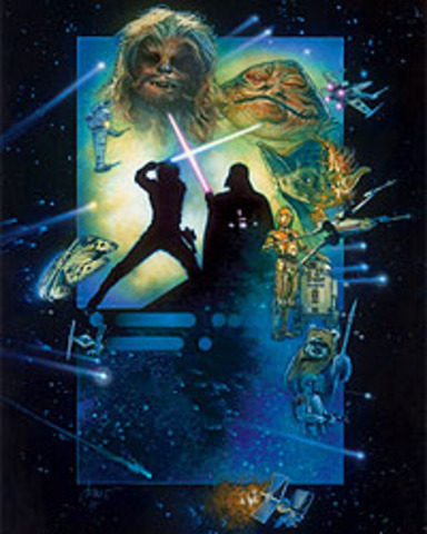 The Return of the Jedi: Special Edition released in theatres