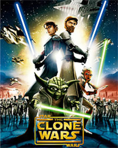 The Clone Wars released in theatres