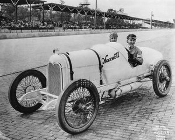 Racing After WWI