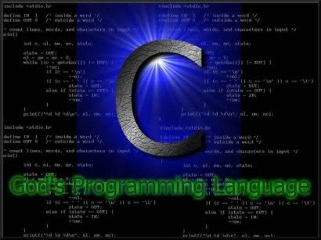 Nace el lenguaje C