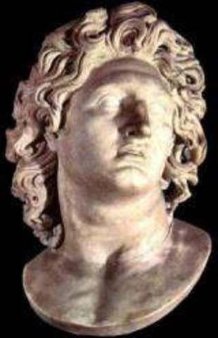 Reinado de Alejandro Magno