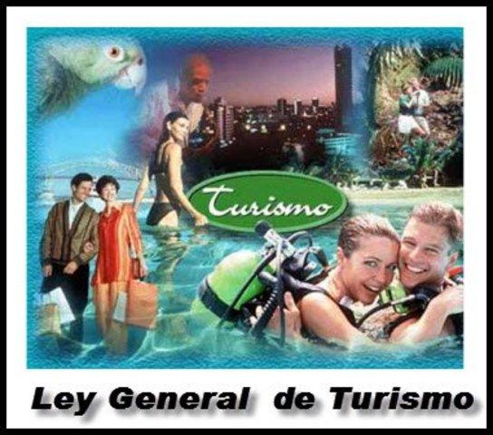 Ley General de Turismo