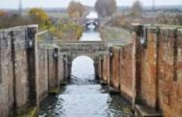 (2)Canal de Castilla