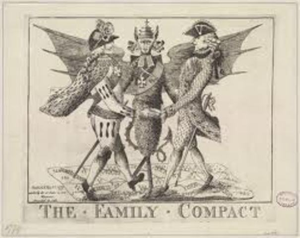 The Family Compact 1761 (3rd one)
