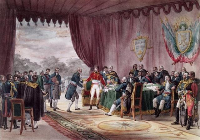 Treaty of San Ildefonso