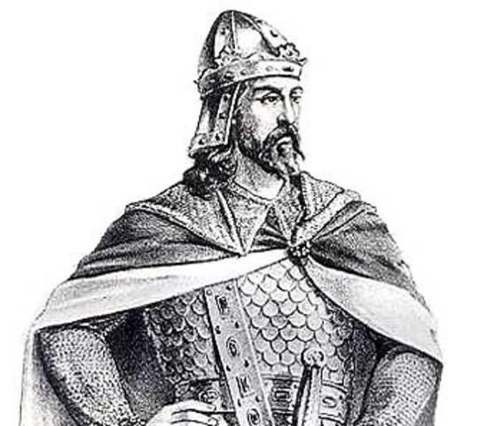 Amistad con Alfonso VI.