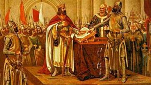 Reconciliación con Alfonso VI.