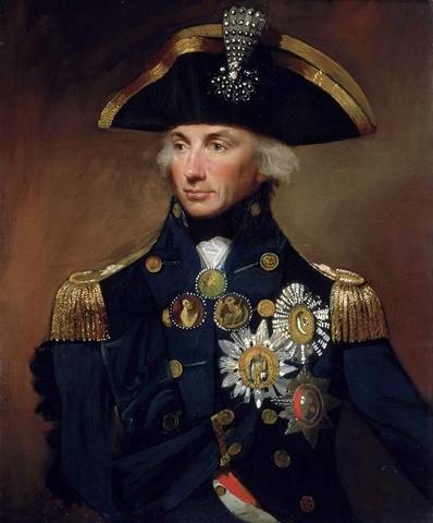 (2)Battle of Trafalgar