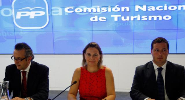 Se funda la Comisión Nacional de Turismo