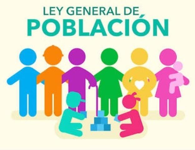 Se publicó el Reglamento de la Ley General de Población