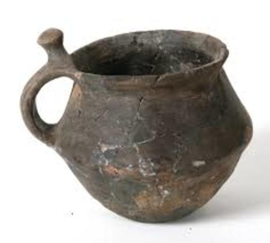 Aparición de la cerámica