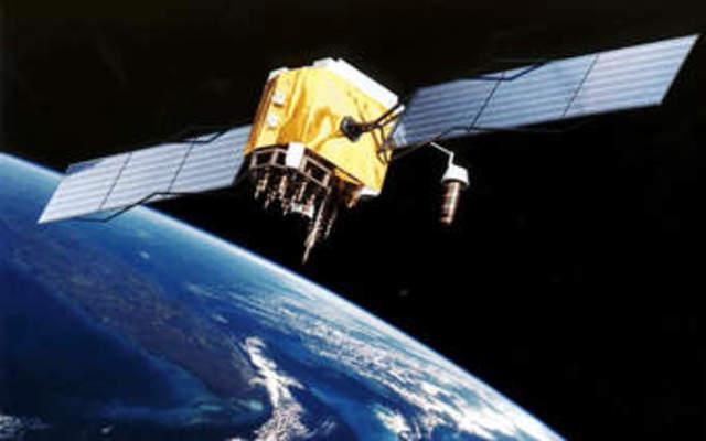 Comunicación comercial vía-satélite