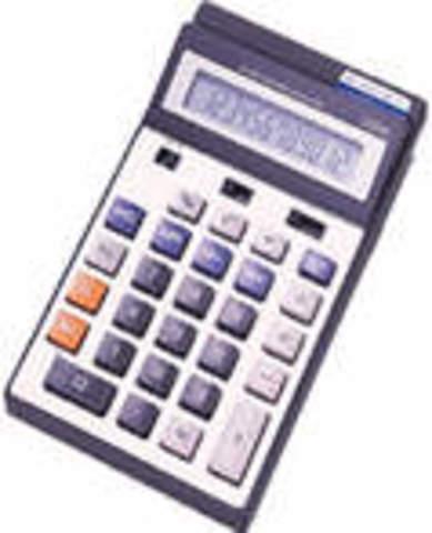 La calculadora programable