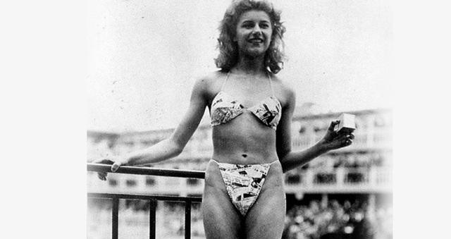 Se crea el primer Bikini
