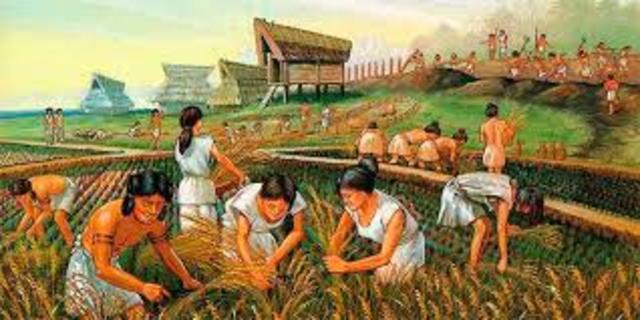 Invenciòn de la agricultura