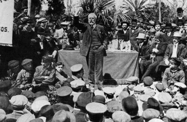 Orígenes del movimiento obrero
