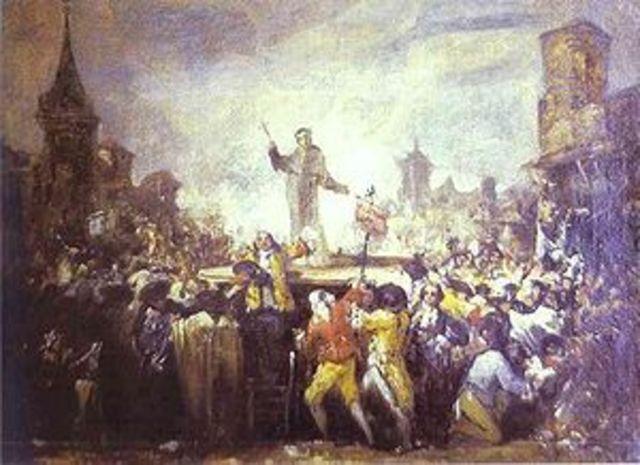 Demands of the Esquilache Riot