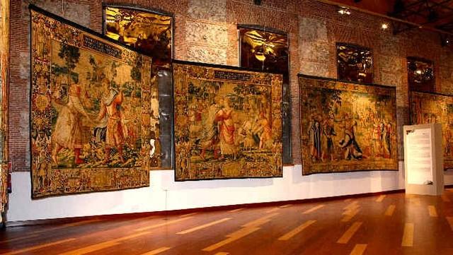 The Royal Tapestry Factory (Real Fábrica de Tapices de Santa Bárbara)
