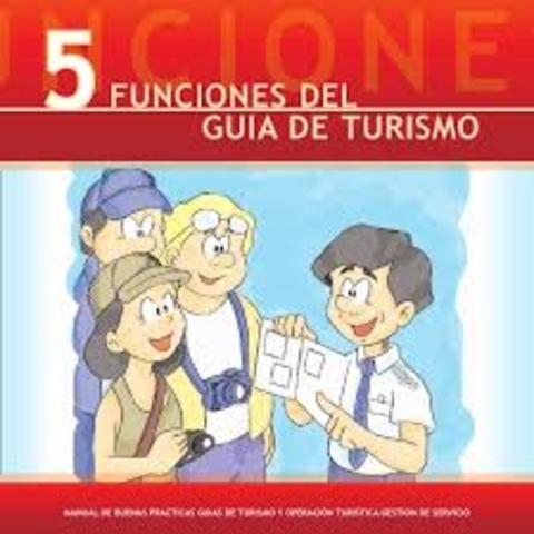 Publicación del Reglamento de Guías de Turistas, Guías Choferes y Similares