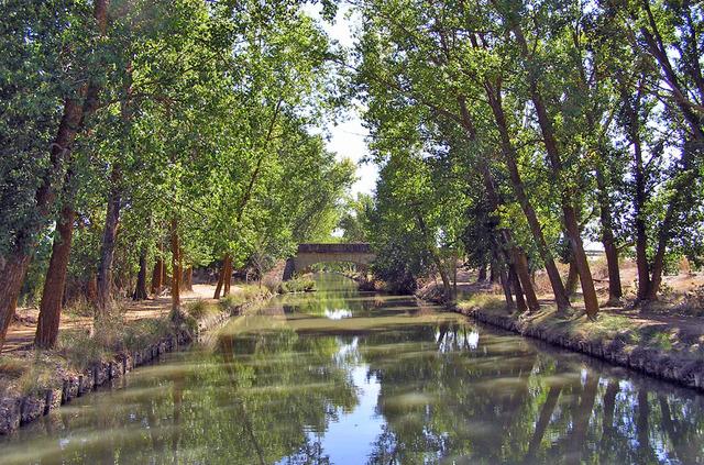 Canal of Castilla