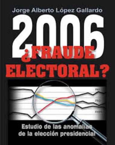 FRAUDE ELECTORAL 2006